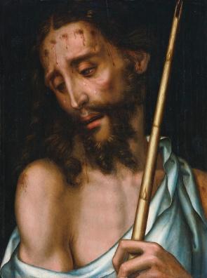 Ecce Homo. Luis de Morales